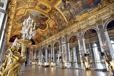 Different angle of the Hall of Mirrors at Versailles Palace reall really want to go! Versailles Hall Of Mirrors, Palace Of Versailles, Oh The Places You'll Go, Places Ive Been, Places To Visit, Luís Xiv, Most Haunted Places, Spooky Places, Beautiful Places