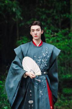 Chinese Man, Chinese Style, Chines Drama, Kim Sung Kyu, Costume, Poses, Asian Actors, Zine, Character Inspiration