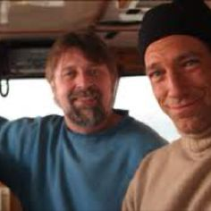 Phil and Mike Rowe-two of my favorite guys! Captain Phil Harris, Cornelia Marie, Mike Rowe, Discovery Channel Shows, Deadliest Catch, Safe Journey, Like Mike, Guys And Dolls, Working People
