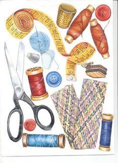 Mis Laminas para Decoupage (pág. 711) | Aprender manualidades es facilisimo.com:
