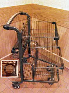 Margarit (my wife) and I enjoy the maneuverability of these Second Generation Cart and Cup Holder Unveiled at Wegmans Supermarkets. Coffee Cup Holder, Coffee Cups, Cup Holders, Kawaii Bedroom, Retail Signage, Retail Design, Visual Merchandising, Cart, Binder