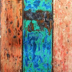 Rust and Patina Photos : 013.photo boatwood