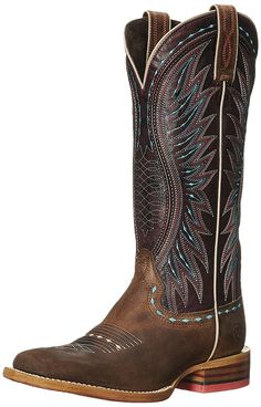 3461b502cc55 Ariat Women s Vaquera Western Cowboy Boot -- This is an Amazon Affiliate  link. Want