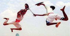 Gabu Wing Chun Campfire — Kalaripayattu A martial art originated from...
