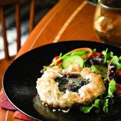 Crispy Phyllo Spinach Tartlets - EatingWell.com