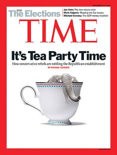 It's Tea Party Time | Sep. 27, 2010