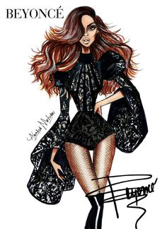 FASHION ILLUSTRATIONS by ARMAND MEHIDRI.