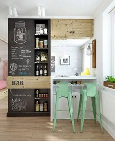 Small Apartment Ideas Spruced Up With Bright Decoration Patterns And Interior…