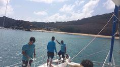 Âncora ao mar