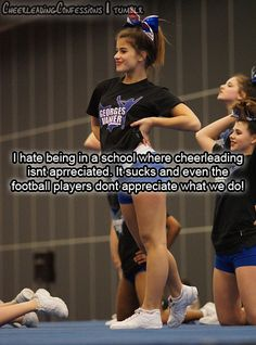 Cheerleading Confessions for Michaela! Youth Cheerleading, Cheerleading Workouts, Cheerleading Pyramids, Cheerleading Photos, Cheer Workouts, Competitive Cheerleading, Cheerleader Quotes, Easy Cheer Stunts, Gymnastics Quotes