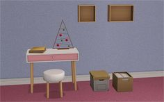 TS2 Updates December 12 - December 18 2016 December 12, All Holidays, Sims 2, Clutter, Advent 2016, Gifts, Stuff To Buy, Furniture, Home Decor