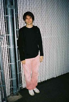 Jonny Greenwood - #Radiohead - Pink Pants
