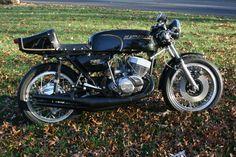 Rocker.co  Finders: 1973 Kawasaki H2 750 Paul Dunstall Cafe Racer #forsale #caferacer
