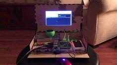 Children's computer kit runs Amazon's Alexa!