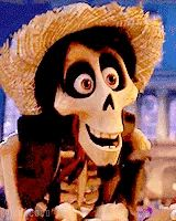 Hector in coco