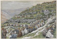 When a crowd of thousands of people followed Jesus to a mountainside, they got hungry, but hardly any food was available. So Jesus took what a boy offered -- the bread and fish he'd packed for lunch -- and multiplied it many times over to feed everyone there. What does the Bible say about this famous miracle that has come to be known as