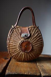 Мобильный LiveInternet Плетеные сумки. Идеи для вдохновения. | Elika2012 - Заметки домохозяйки. |