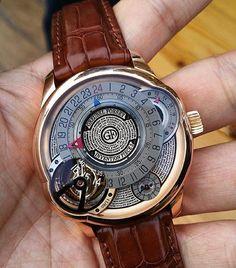 Hot freakin' damn. This is so good I can't think straight#Repost @tempoprezioso @greubelforsey Invention Piece 3 L.E. 11pieces #tempoprezioso #greubelforsey #watchinsanity #timepieces #watchs #billionairetoys #dailywatch #luxurywatch #horology #watchporn #womw #tourbillon #chronograph #wristshot #watchesofinstagram #watchnerd #watchoftheday #horophile #wruw #luxury #mondani #rolexero #gentleman #orogoli #montres #reloj #watchanish #wristporn #thebillionairesclub  via @iceman284912 by…