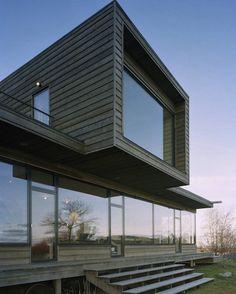 Villa Plus, by the Swedish architectural firm Waldemarson Berglund Arkitekter.