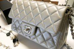 Tamra Judge Chanel mini flap bag Chanel Mini, Coco Chanel, Burberry Handbags, Chanel Handbags, Closet Tour, Bravo Tv, Classy And Fabulous, Parisian Style, Lambskin Leather