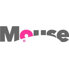Such a cool logo! I love how the mouse is inconspicuously incorporated!