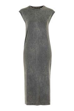 Cut-Out Back Maxi Dress - Topshop