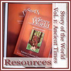 red oak road: Story of the World Volume 1 Resources