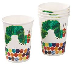 Eric Carle Museum of Picture Book Art's website sells themed party stuff!! Too fun!
