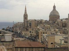 Valletta Malta, Paris Skyline, Travel, Malt Beer, Viajes, Destinations, Traveling, Trips