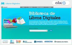 educ.ar | Biblioteca de Libros Digitales