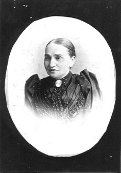 Nathalie Gumpertz, who immigrated from Prussia and lived at 97 during the 1870's. Nathalie's husband, Julius, abandoned the family and Nathalie had him declared legally dead so that she could collect money from his estate in order to support her family.