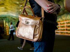 As bolsas de quem circula pelo SPFW Inverno 2013 - Fotos - Moda GNT