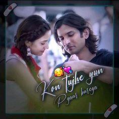 Best Love Lyrics, Best Love Songs, Love Songs Lyrics, Cute Love Songs, Cute Love Quotes, Beautiful Songs, Cute Funny Baby Videos, Cute Couple Videos, Love Songs Hindi