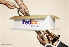 Fedex Express – Fubiz™