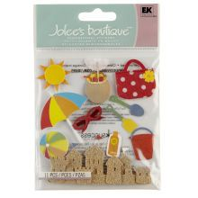 Jolee's Boutique Fun at the Beach Stickers