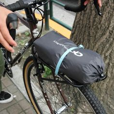 *SURLY * 8-pack front rack (silver) | BLUE LUG ONLINE STORE