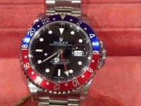 Rolex Gmt master k serial brand new watch