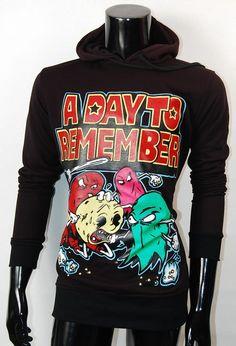A Day To Remember Hoodie Sweatshirts Jumper Jacket shirt tank S, M, L