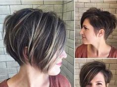 Best Short Haircuts for Rounded Faces