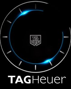 tag heuer 2  - Apple Watch Face