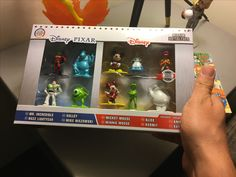 Disney Metals Die Cast, Mike Wazowski, Kermit, Disney Pixar, Lava Lamp, Mickey Mouse, Alice, The Incredibles, Michey Mouse