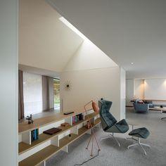 House in Hauterive / bauzeit architekten