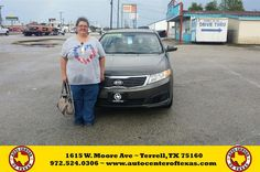 https://flic.kr/p/LkM7aV | Auto Center of Texas Customer Review | my second vehicle from auto center texas cusomer  for life thank you mr hernandez for all your help  karen, deliverymaxx.com/DealerReviews.aspx?DealerCode=QZQH&R...