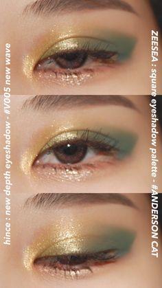 Makeup Inspo, Makeup Ideas, Beauty Makeup, Eyeliner, Eyeshadow, Korean Eye Makeup, Beauty Tips For Glowing Skin, Aesthetic Makeup, Hair Inspo