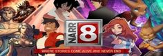 Interactive fiction platform NARR8 has arrived on Google Play