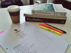 Getting ready for my first ever week of university!! Reading through my course outlines and starting a little bit of my readings :) So excited!!
