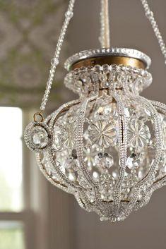 closet, powder room and kitchen lighting ideas Country Chandelier, Lantern Chandelier, Antique Chandelier, Antique Lamps, Chandelier Lighting, Chandelier Creative, Bubble Chandelier, Lanterns, Cool Lighting