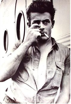 James Dean. #JamesDean #celebrities #photography