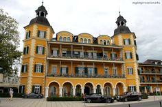 Schlosshotel am Wörthersee #kärnten #schlosshotel #wörthersee #österreich