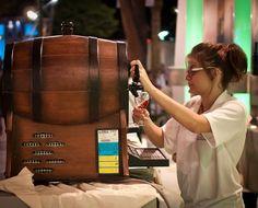 http://www.vagobond.com  the koumandaria cyprus wine festival